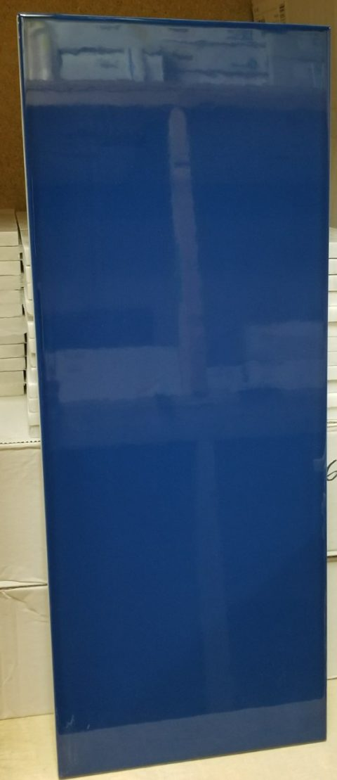 Play Tile Blue Glossy