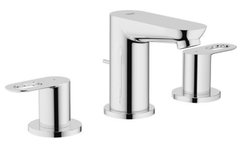 Screenshot-2018-1-17 BauLoop 8 Widespread Two-Handle Bathroom Faucet GROHE