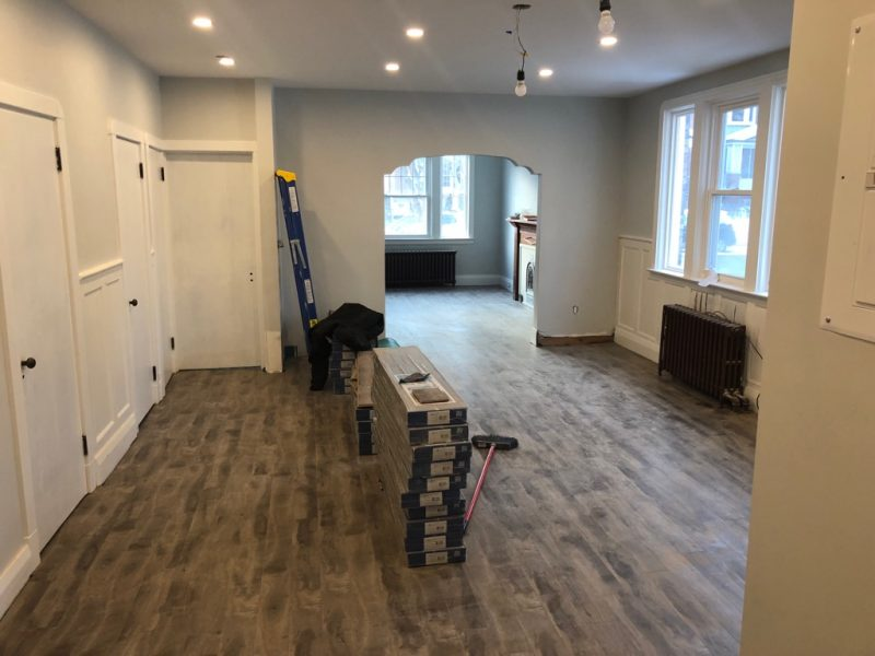 Living/Dining Room Combo Project